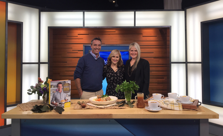Celebrity Chef Kevin Dundon Puts Ireland On The Menu In Canada Tourism Ireland